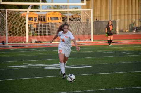 Girls soccer  eliminated after losing to Eagles