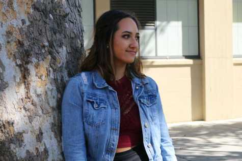 FASHION: Senior Bridgett Hirsch derives style from confidence