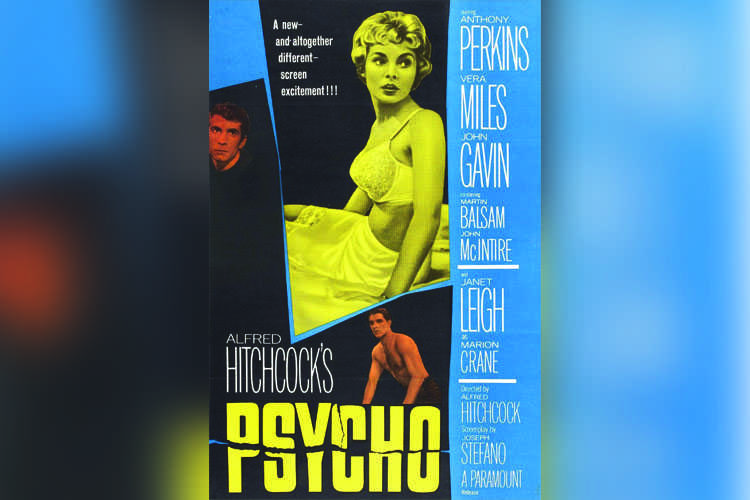 DUST OFF THE REEL: 'Psycho' (1960)