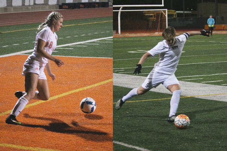 Varsity soccer opens undefeated