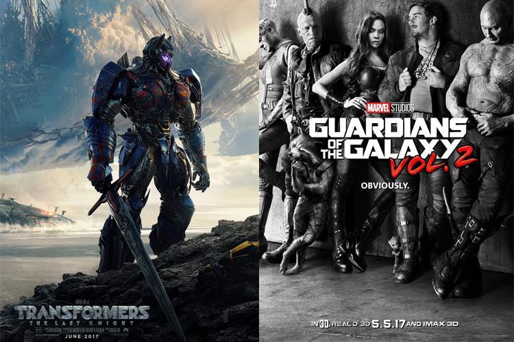 TRAILER WATCH: Reporters break down Guardians, Transformers trailers