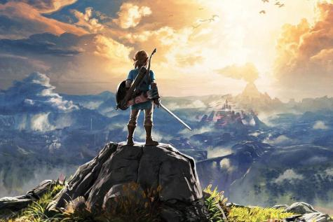 "GAMIN' WITH GABE: Nintendo delivers a breath of fresh air with ""Zelda: Breath of the Wild"""