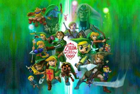 GAMIN' WITH GABE: Gabe's top 3 favorite Zelda games
