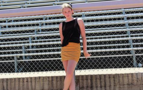 FASHION: Senior Delaney Grimes