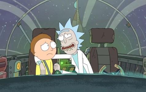 Rick and Morty season three satisfies