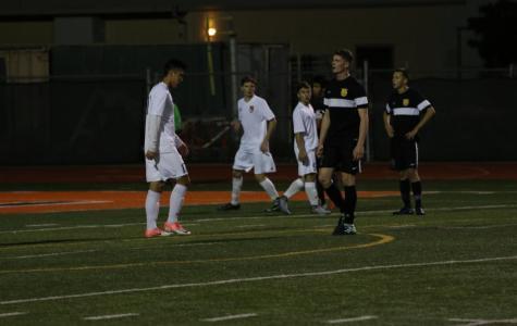 Boys Soccer defeats the Antelope Titans