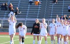 Girls soccer moves on to semifinals