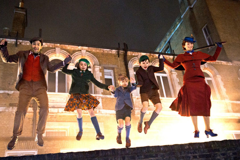 Mary Poppins Returns brings back childhood nostalgia in trailer