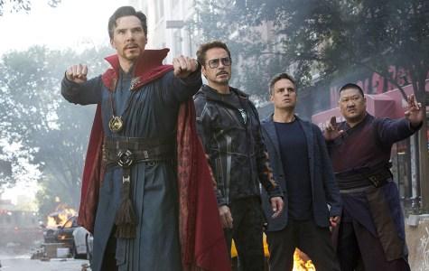 Avengers: Infinity War full of ambition