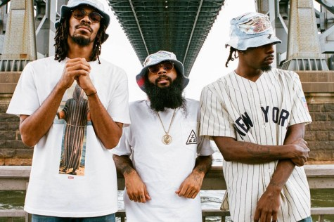 East coast rap group Flat Bush Zombies captures lighting in a bottle