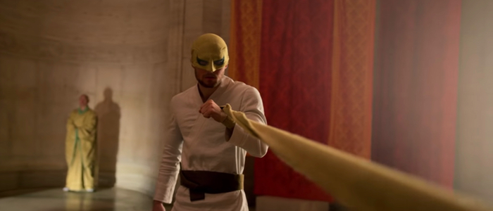 Netflix's Iron Fist renewed for second season