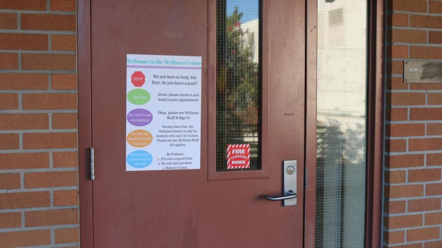 The Wellness Center is one tool that the district utilizes to modify student behavior in place of punitive punishment.