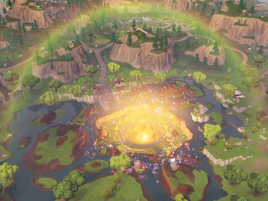 Fortnite cube event brings excitement and change