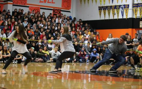 GALLERY: Students celebrate Casaba, winter sports at rally