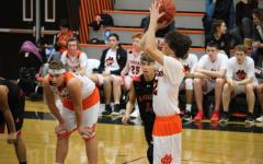 Boys varsity basketball keeps Yuba City at bay, guards CVC position