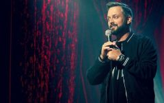Comedian Nate Bargatze picks up heat