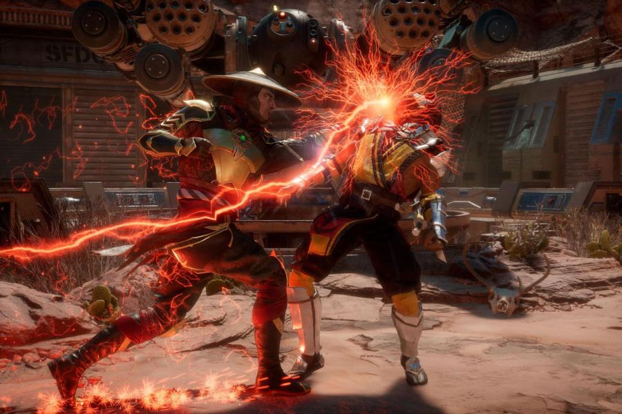 Division 2 and Mortal Kombat 11 deliver near perfect multiplayer experience