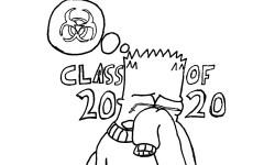 GAPONYUK: COVID-19 ruins class of 2020's senior year