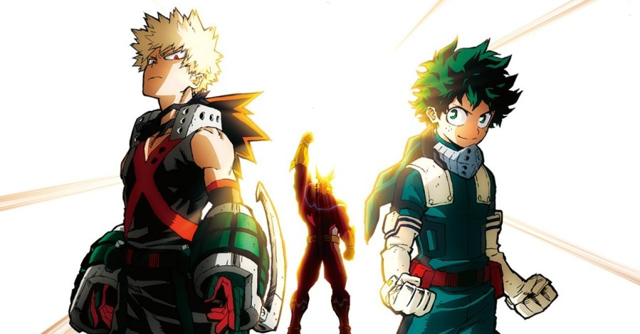 My Hero Academia: Heroes Rising detriot smashes box office