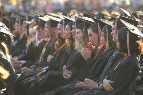 May 29: Class of 2020 graduation