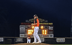 Varsity pitcher competes for national roster spot
