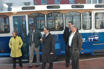 Annapolis Circulator Trolley