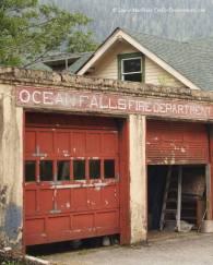 Abandoned Firehall, Ocean Falls