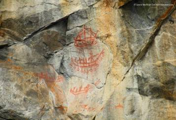 Pictograph, Alison Sound