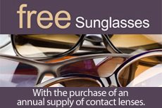 Free Sunglass Promotion