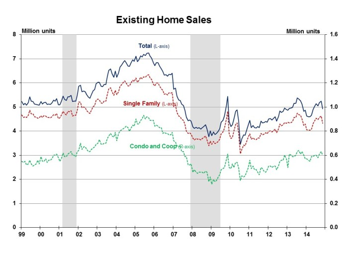 Existing Home Sales November 2014
