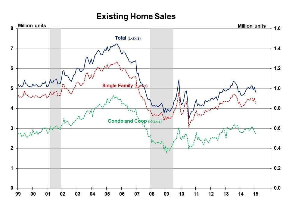 Existing Home Sales January 2015