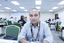 Infiniti Retail Ltd. Assistant Category Manager in Telecommunication Ankush Sikder