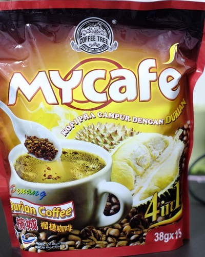 Contaminated Malaysian durian coffee mix not imported to Taiwan: FDA