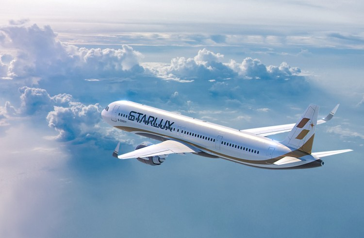 STARLUX A321neo[30957]