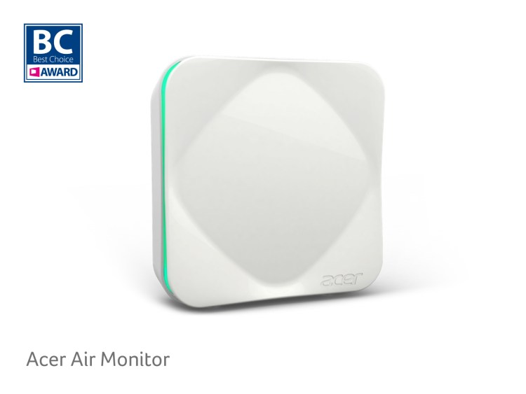 Acer Air Monitor_BC Award 2018