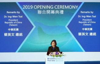 2019年「台北國際電子產業科技展(TAITRONICS)」、「台灣國際