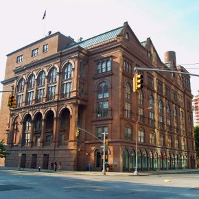 Biennial as School, Cooper Union