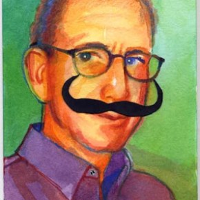 Jerry-Stache Painting!