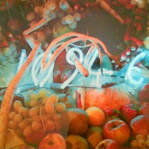Dana Shutz & Arte Povera, 4/13-5/19