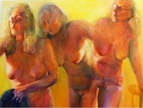 JOAN SEMMEL at Alexander Gray Associates