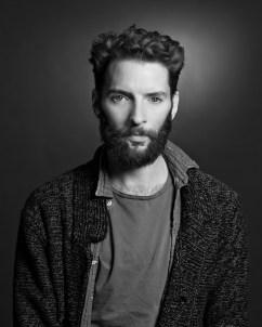 Matthu Placek, portrait by Marc Daniels, Image courtesy of the artist, 2013