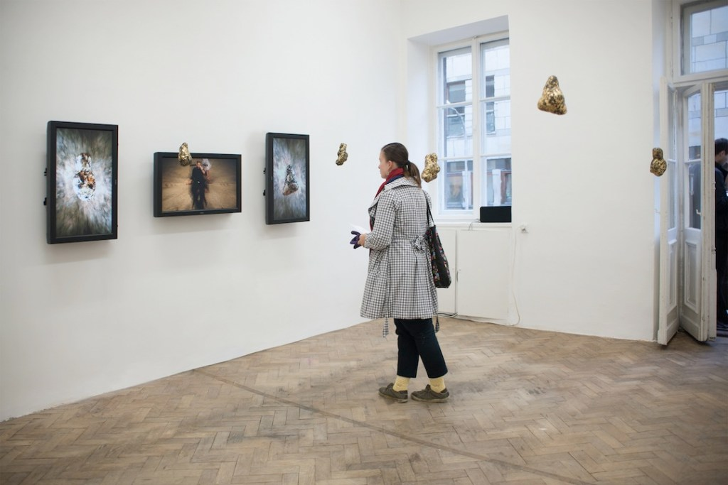 Elisabeth Smolarz, Exhibition installation view, Image courtesy of the artist