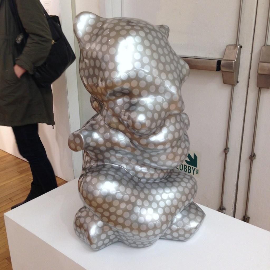 Brian Rochefort, Teddy Bear, 2012-13 Waterhouse and ____