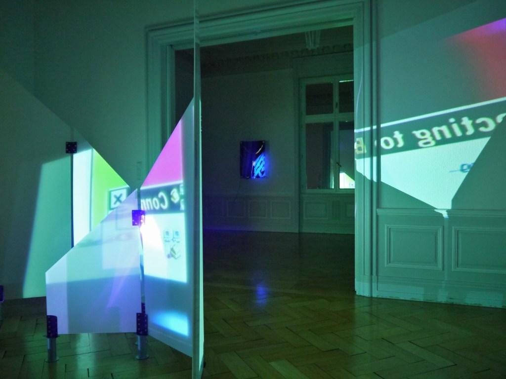 Constantin Hartenstein, PROTO, Installation view, Salon Kennedy, Frankfurt Image courtesy of the gallery, 2014