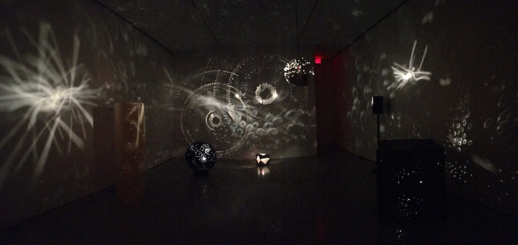 Otto Piene, Installation view, 3rd Floor Gallery, Sperone Westwater, NY, Photograph by Jongho Lee, 2016