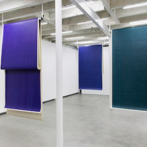 Zipora Fried, Late October (installation view) at On Stellar Rays, New York, Photograph courtesy of the gallery, 2016