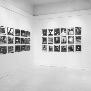 Blake, Installation view at Mudd Guts, Williamsburg, Photograph Katy Hamer, 2018