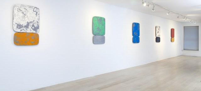 Nick Moss, Steel Shapes,Leila Heller
