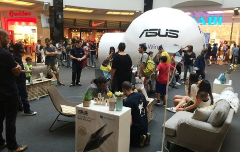 ASUS - Fulldome Experience
