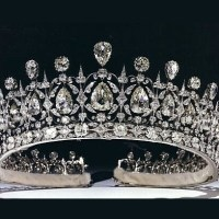 The Fife Tiara of Princess Louise of Wales
